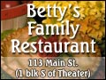 Betty's Family Restaurant
