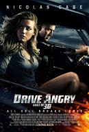 Drive Angry Poster Artwork
