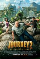 Journey 2: The Mysterious Island Poster Artwork
