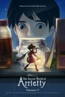 The Secret World of Arrietty Poster Artwork