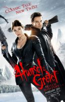 Hansel and Gretel: Witch Hunters Poster Artwork