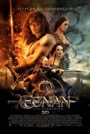 Conan the Barbarian Poster Artwork