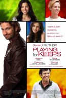 Playing for Keeps Poster Artwork
