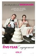 The Five-Year Engagement Poster Artwork