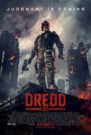 Dredd Poster Artwork