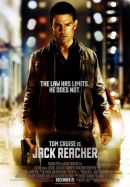 Jack Reacher Poster Artwork