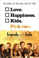 Friends With Kids Poster Artwork