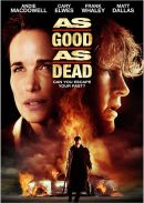 As Good as Dead Poster Artwork