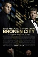 Broken City Poster Artwork