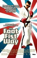 The Foot Fist Way Poster Artwork