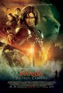 The Chronicles of Narnia: Prince Caspian Poster Artwork