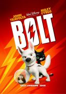 Bolt Poster Artwork
