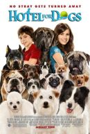 Hotel for Dogs Poster Artwork