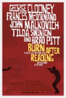 Burn After Reading Poster Artwork