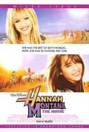 Hannah Montana: The Movie Poster Artwork