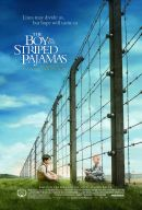 The Boy in the Striped Pajamas Poster Artwork