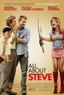 All About Steve Poster Artwork