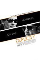 Duplicity Poster Artwork