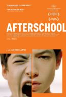Afterschool Poster Artwork
