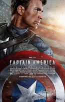 Captain America: The First Avenger Poster Artwork