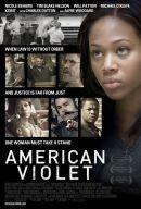 American Violet Poster Artwork
