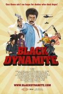Black Dynamite Poster Artwork