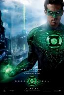 Green Lantern Poster Artwork