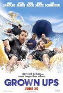 Grown Ups Poster Artwork