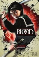 Blood: The Last Vampire Poster Artwork