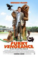 Furry Vengeance Poster Artwork