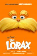 Dr. Seuss' The Lorax Poster Artwork