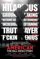 American: The Bill Hicks Story Poster Artwork