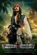 Pirates of the Caribbean: On Stranger Tides Poster Artwork