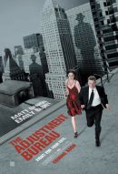 The Adjustment Bureau Poster Artwork
