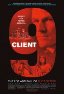 Client 9: The Rise and Fall of Eliot Spitzer Poster Artwork