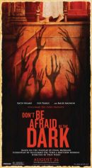 Don't Be Afraid of the Dark Poster Artwork