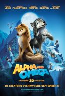 Alpha and Omega Poster Artwork