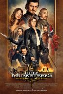The Three Musketeers Poster Artwork