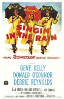 Gene Kelly Dances in Singin' in the Rain