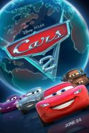 Cars 2 Poster Artwork
