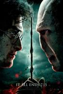 Harry Potter and the Deathly Hallows - Part 2 Poster Artwork