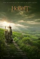 The Hobbit: An Unexpected Journey Poster Artwork
