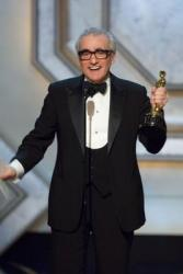 Best Director Martin Scorcese at the 79th Annual Academy Awards at the Kodak Theatre in Hollywood, CA, on Sunday, February 25, 2007.