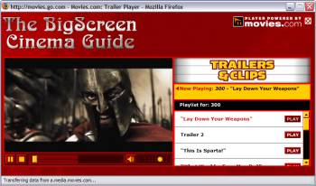 BigScreen Media Player