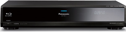Panasonic DMP-BD10 Blu-ray Disc Player