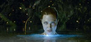 Angelina Jolie's animated presence in
