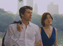 Patrick Dempsey and Michelle Monaghan in Made of Honor