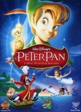 Peter Pan DVD Cover