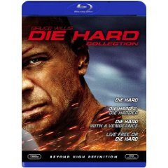 Die Hard Collection Cover Art