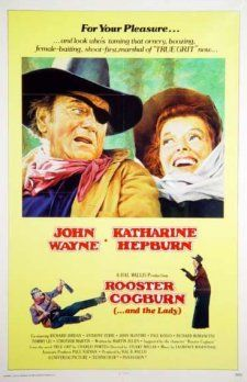 Rooster Cogburn Movie Poster